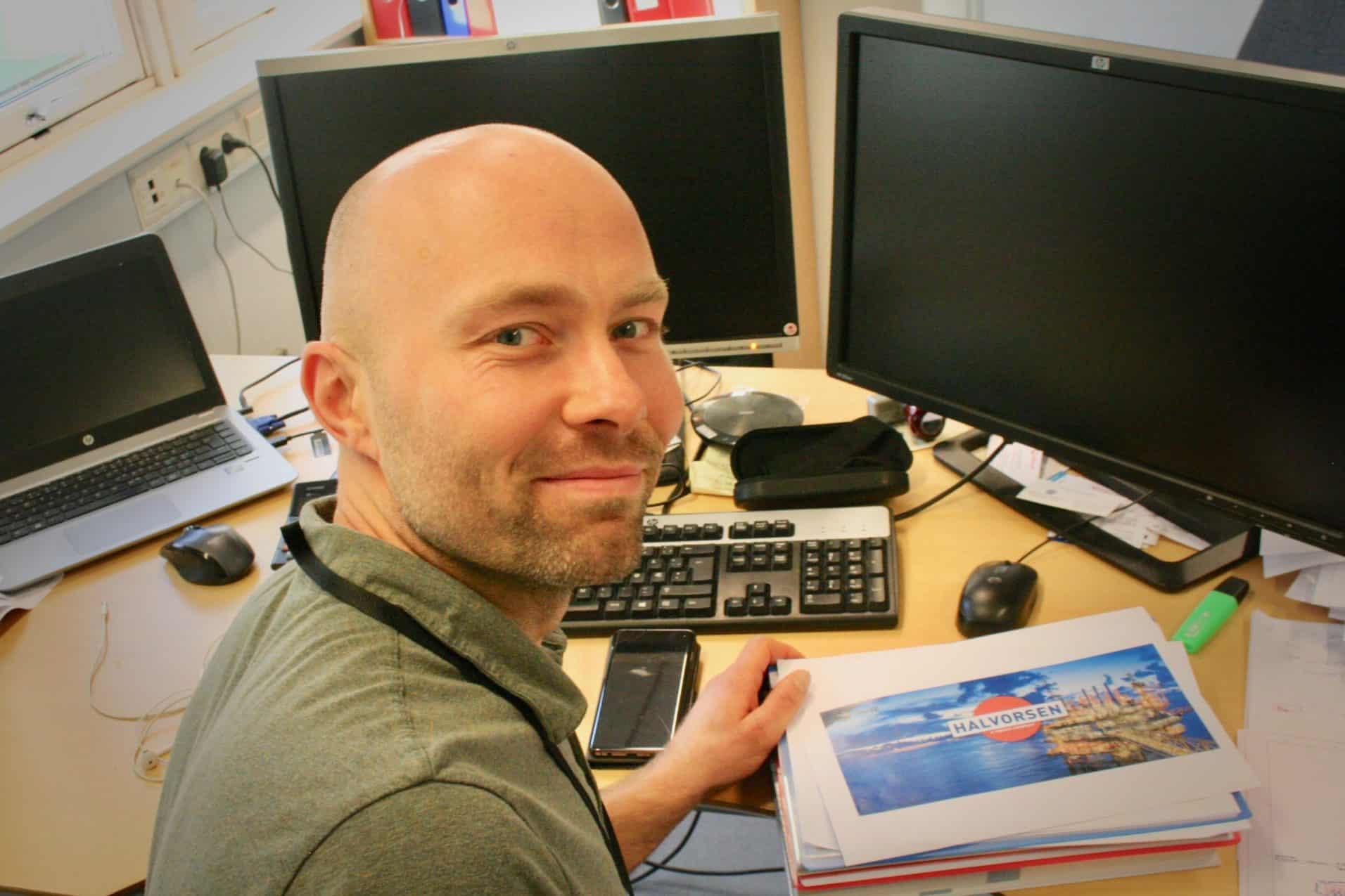 Kjell Vidar Netland